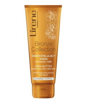 SELF-TANNING FACE & BODY CREAM