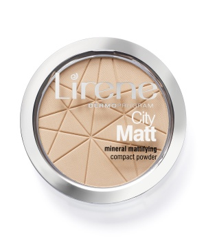 City Matt Mineral mattifying powder 01 - transparent