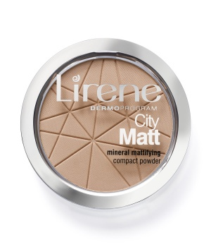 City Matt Mineral mattifying powder 03 - 