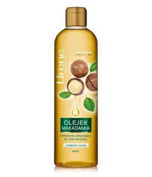 Shower Gel with Macadamia and Monoi Oils