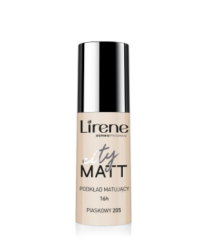 CITY MATT – Mattifying and Smoothing Fluid Foundation – sand 205