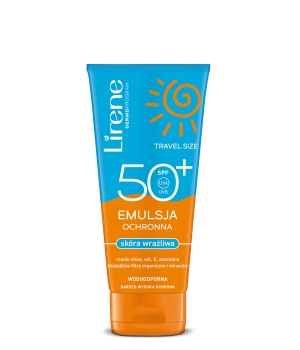 Protective emulsion for sensitive skin SPF50+ TRAVEL SIZE