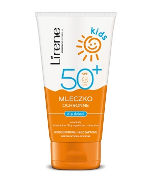 Sun protection milk for kids SPF 50+