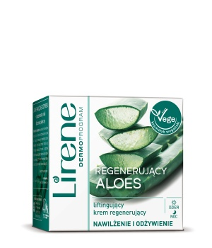 REGENERATING ALOES Lifting regenerating cream