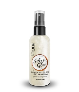 MOISTURIZING JELLY BODY MIST SILVER GLOW