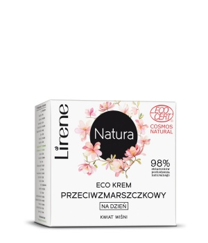 ECO CREAM ANTI-WRINKLE for day CHERRY BLOSSOM