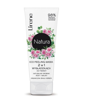 ECO PEELING-MASK 2in1 SMOOTHING, ORGANIC WHITE TEA