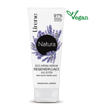 ECO KREM-SERUM REGENERUJĄCE do stóp