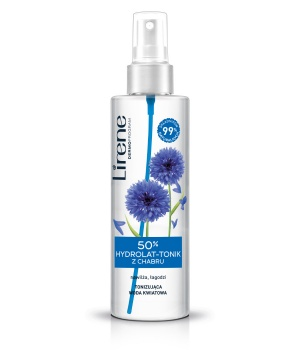 HYDROLAT-TONER FROM CORNFLOWER
