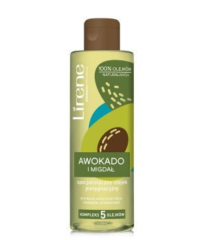 AVOCADO AND ALMOND specialist care oil