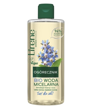 BORAGE Bio micellar water DRY AND VERY DRY SKIN
