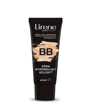 BB CREAM EQUALIZING COLOR BEIGE 01
