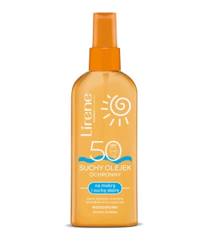 SUN PROTECTION BODY DRY OIL SPF 50