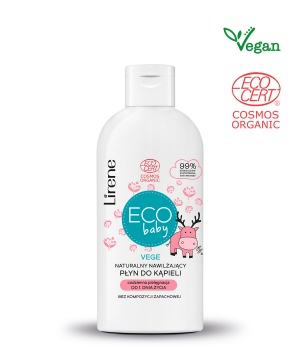 Eco baby NATURAL MOISTURIZING BATH LIQUID