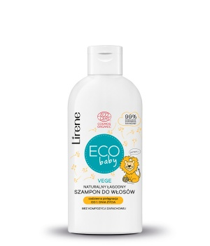 Eco baby NATURAL Mild Hair Shampoo