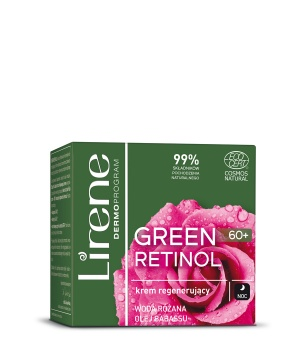 Regenerating night cream 60+