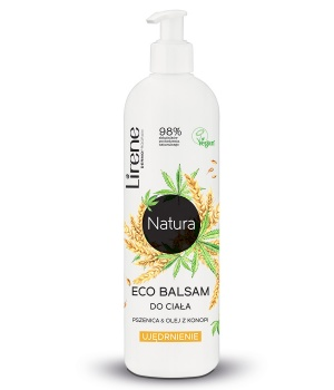 ECO BODY LOTION WHEAT & HEMP OIL