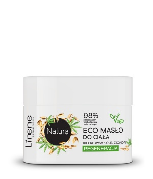 ECO BODY BUTTER OAT GERM & HEMP OIL