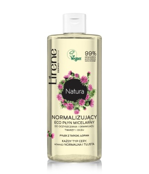ECO NORMALIZING MICELLAR LIQUID FOR FACE AND EYE CLEANING AND MAKE-UP REMOVAL