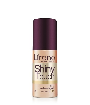 Shiny Touch – Shimmer Fluid Foundation natural 104