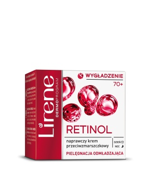SMOOTHING 70+ RETINOL Repair anti-wrinkle cream