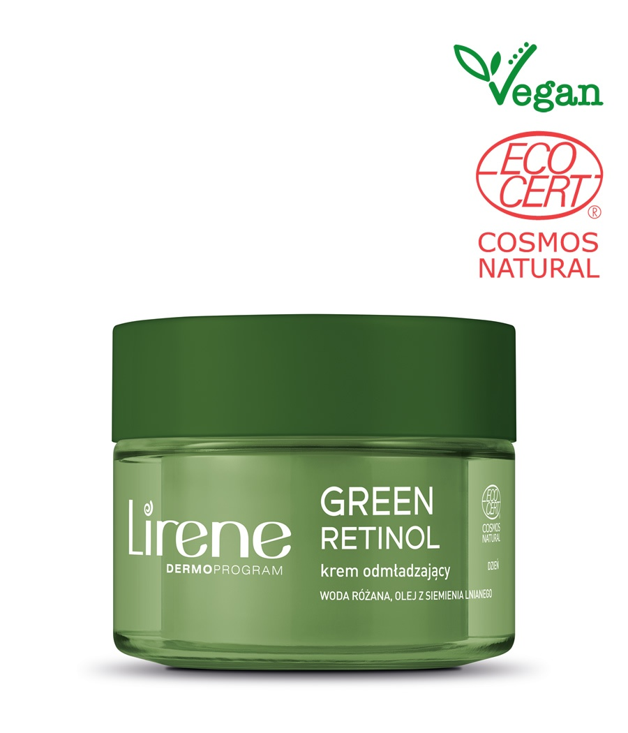 Rejuvenating day cream 60+