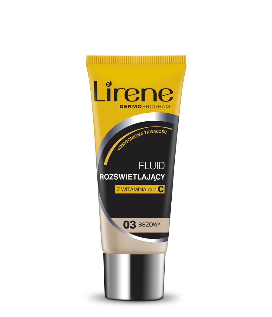 Illuminating fluid Beige 03