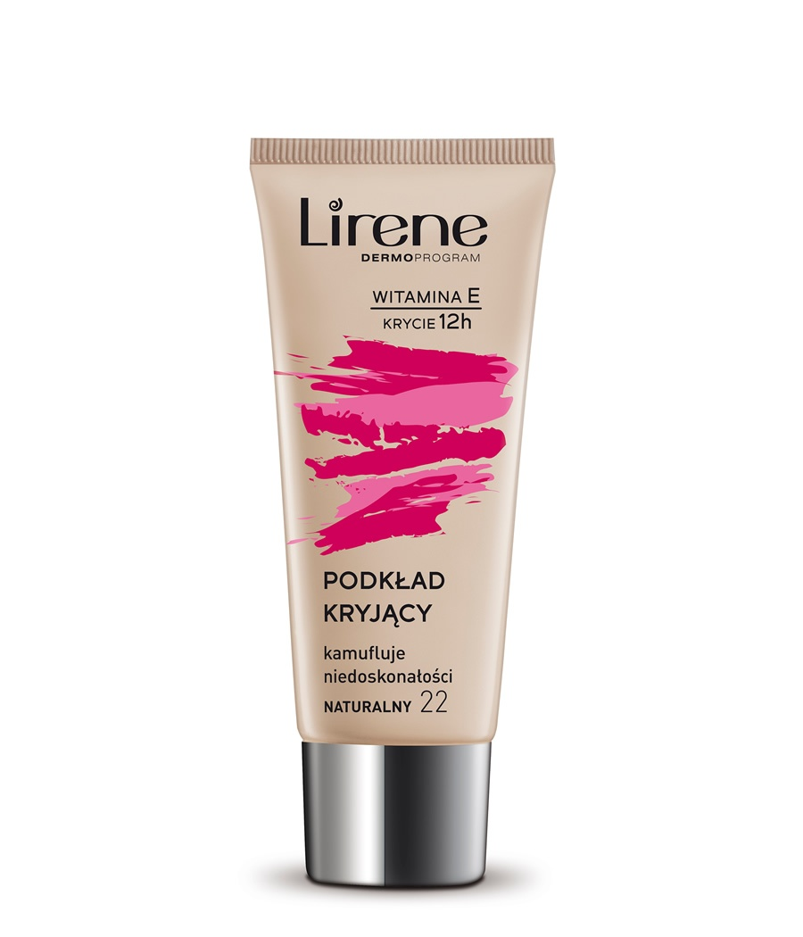 Coverage Foundation - natural 22