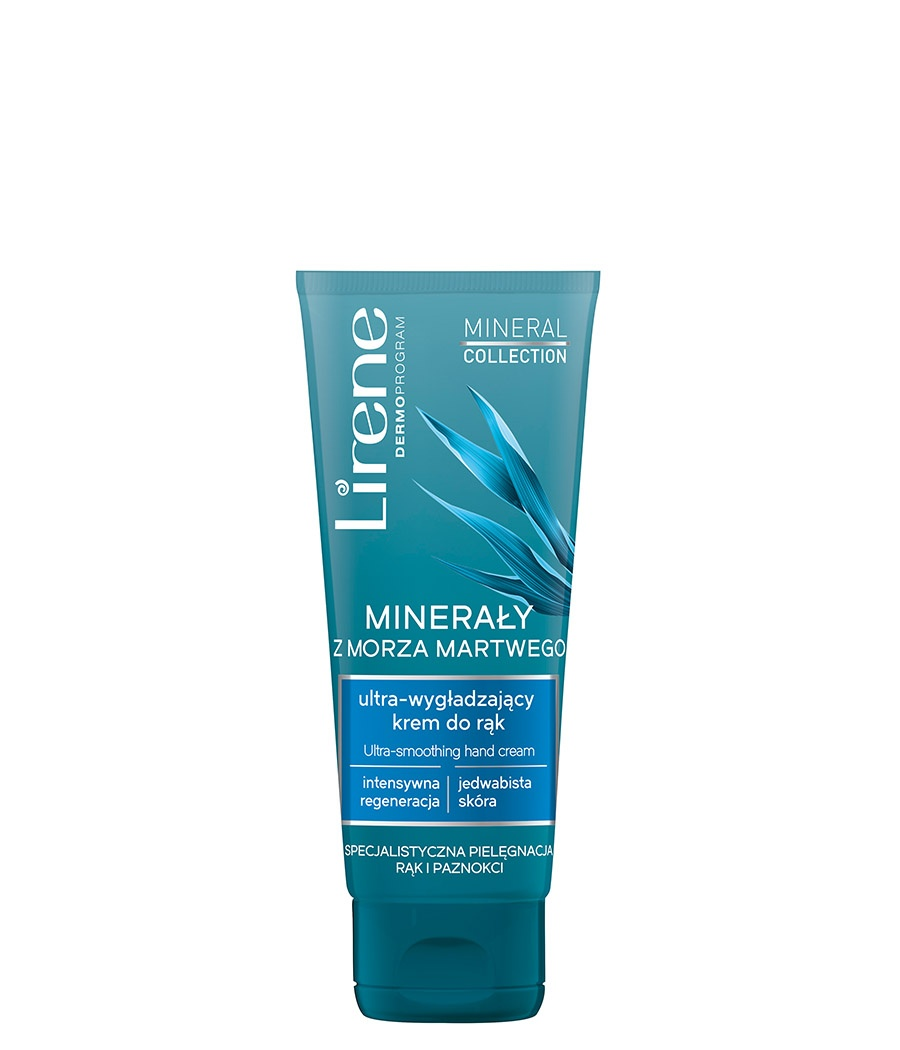 Ultra-smoothing hand cream with Dead Sea minerals