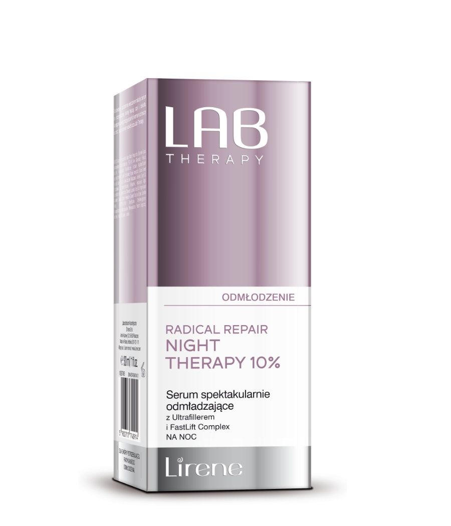 RADICAL REPAIR NIGHT THERAPY 10%