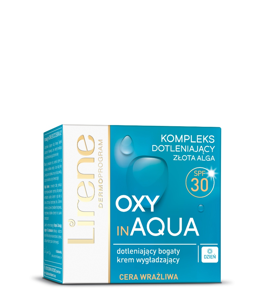 Oxygenating rich smoothing cream for the day SPF 30