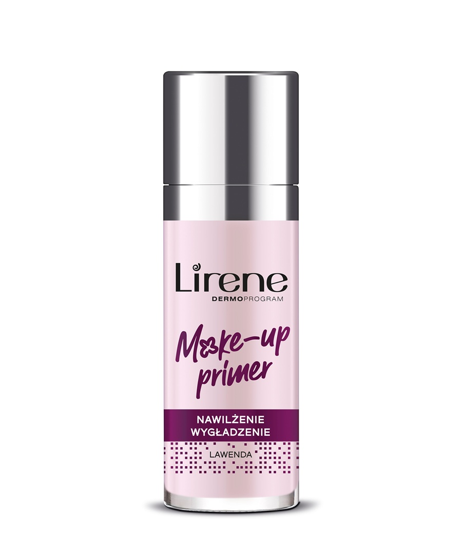 MOISTURIZING AND SMOOTHING MAKEUP BASE LAVENDER