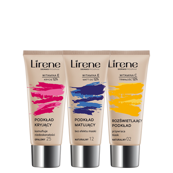 Selected foundations of Lirene -25%