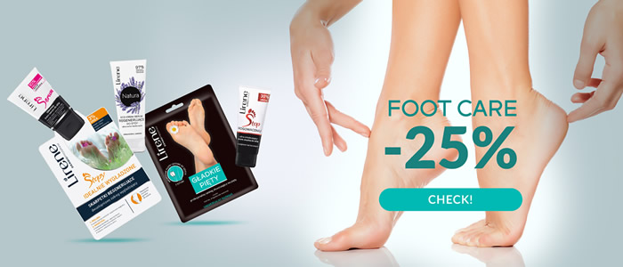 Foot care -25%
